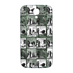 Comic book  Samsung Galaxy S4 I9500/I9505  Hardshell Back Case
