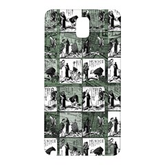 Comic book  Samsung Galaxy Note 3 N9005 Hardshell Back Case