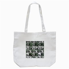 Comic book  Tote Bag (White)