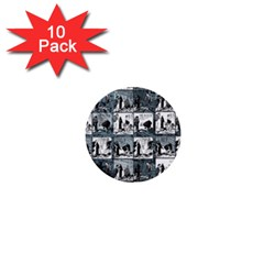 Comic book  1  Mini Buttons (10 pack)