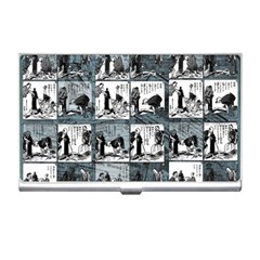 Comic book  Business Card Holders