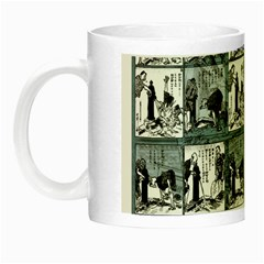 Comic book  Night Luminous Mugs