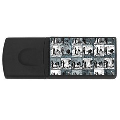 Comic book  USB Flash Drive Rectangular (4 GB)