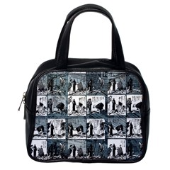Comic book  Classic Handbags (One Side)