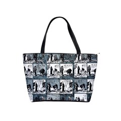 Comic book  Shoulder Handbags