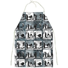 Comic book  Full Print Aprons