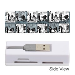 Comic book  Memory Card Reader (Stick)