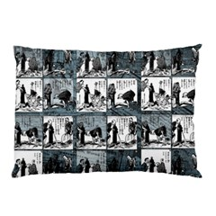 Comic book  Pillow Case (Two Sides)