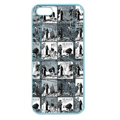 Comic book  Apple Seamless iPhone 5 Case (Color)