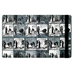 Comic book  Apple iPad 3/4 Flip Case