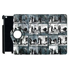 Comic book  Apple iPad 2 Flip 360 Case