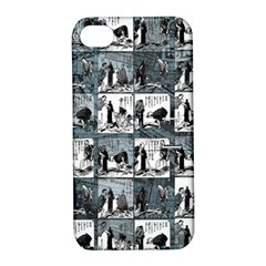 Comic book  Apple iPhone 4/4S Hardshell Case with Stand