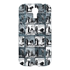 Comic book  Samsung Galaxy S4 I9500/I9505 Hardshell Case