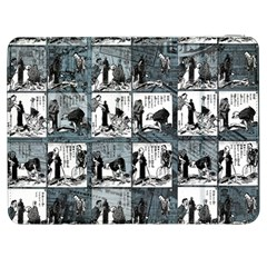Comic book  Samsung Galaxy Tab 7  P1000 Flip Case