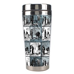Comic book  Stainless Steel Travel Tumblers
