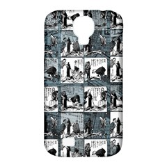 Comic book  Samsung Galaxy S4 Classic Hardshell Case (PC+Silicone)