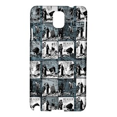 Comic book  Samsung Galaxy Note 3 N9005 Hardshell Case