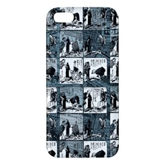 Comic book  iPhone 5S/ SE Premium Hardshell Case