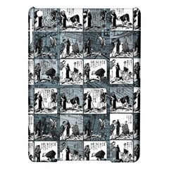 Comic book  iPad Air Hardshell Cases