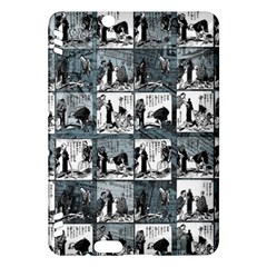 Comic book  Kindle Fire HDX Hardshell Case