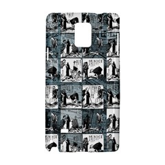 Comic book  Samsung Galaxy Note 4 Hardshell Case