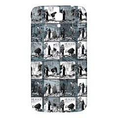 Comic book  Samsung Galaxy Mega I9200 Hardshell Back Case