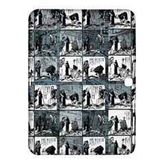 Comic book  Samsung Galaxy Tab 4 (10.1 ) Hardshell Case