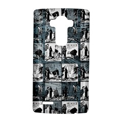 Comic book  LG G4 Hardshell Case