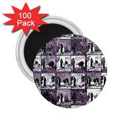 Comic book  2.25  Magnets (100 pack)