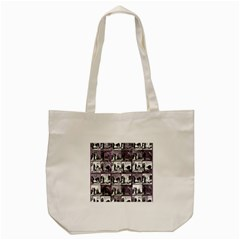 Comic book  Tote Bag (Cream)