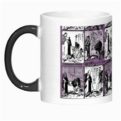 Comic book  Morph Mugs