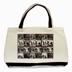 Comic book  Basic Tote Bag (Two Sides)