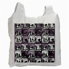 Comic book  Recycle Bag (Two Side)