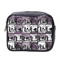 Comic book  Mini Toiletries Bag 2-Side