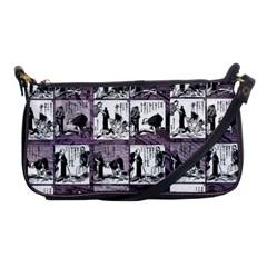 Comic book  Shoulder Clutch Bags