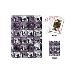 Comic book  Playing Cards (Mini)