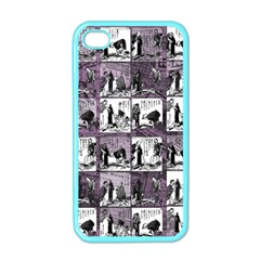 Comic book  Apple iPhone 4 Case (Color)