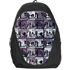 Comic book  Backpack Bag