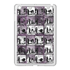 Comic book  Apple iPad Mini Case (White)