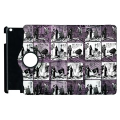 Comic book  Apple iPad 3/4 Flip 360 Case