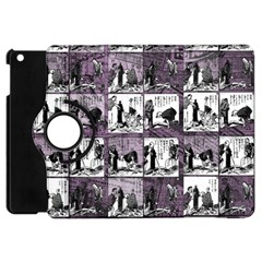 Comic book  Apple iPad Mini Flip 360 Case