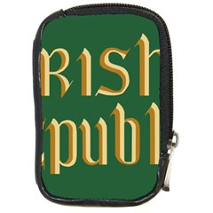 The Irish Republic Flag (1916, 1919-1922) Compact Camera Cases