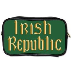 The Irish Republic Flag (1916, 1919 1922) Toiletries Bags 2 Side