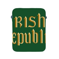The Irish Republic Flag (1916, 1919-1922) Apple iPad 2/3/4 Protective Soft Cases