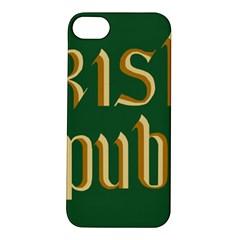 The Irish Republic Flag (1916, 1919-1922) Apple iPhone 5S/ SE Hardshell Case
