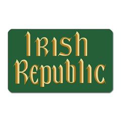 The Irish Republic Flag (1916, 1919-1922) Magnet (Rectangular)