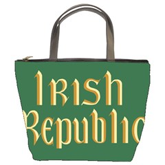 The Irish Republic Flag (1916, 1919-1922) Bucket Bags