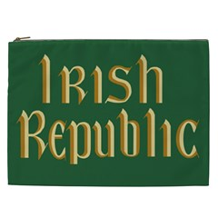 The Irish Republic Flag (1916, 1919-1922) Cosmetic Bag (XXL)