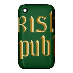 The Irish Republic Flag (1916, 1919-1922) iPhone 3S/3GS