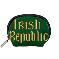 The Irish Republic Flag (1916, 1919-1922) Accessory Pouches (Small)